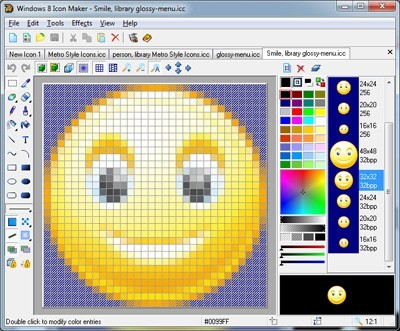 Windows 8 Icon Maker 5.12