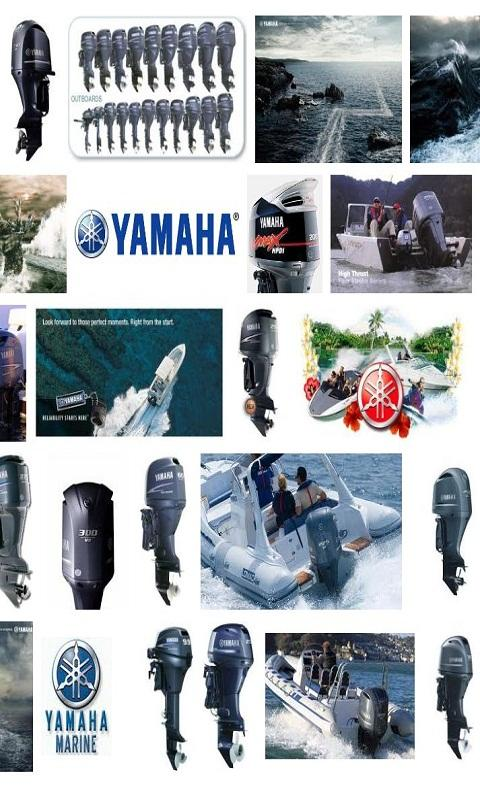 Yamaha Marine Engine Manuals 1.0